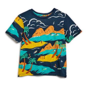 Camiseta Shima