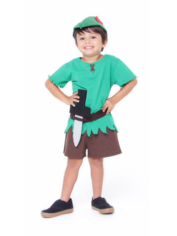 Conjunto Peter Pan