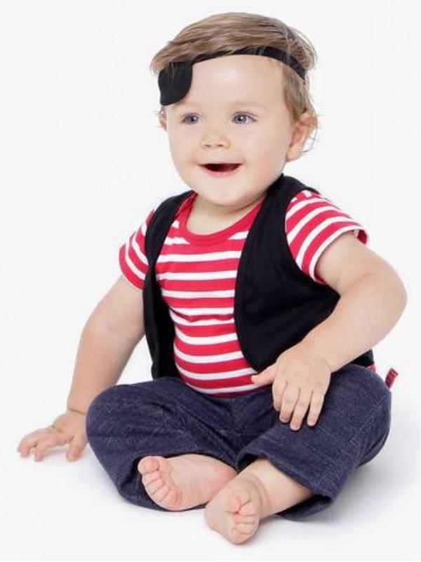 Pirata Bebê