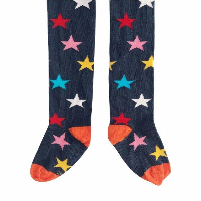 Meia Calça Estrela Colorida