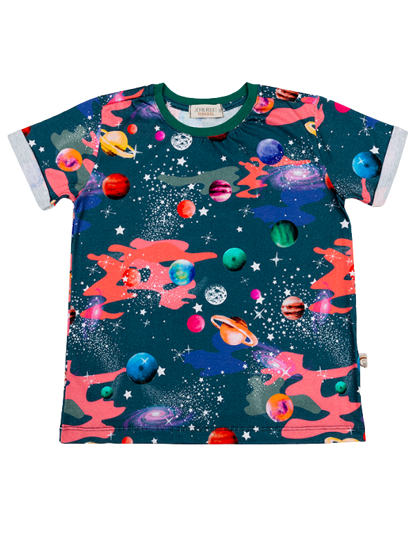 Camiseta Perdidos No Espaço
