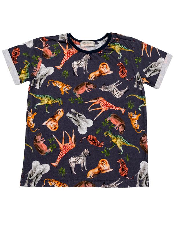 Camiseta Madagascar Tá Diferente