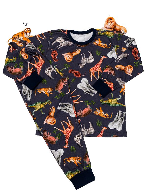 Pijama Madagascar Tá Diferente