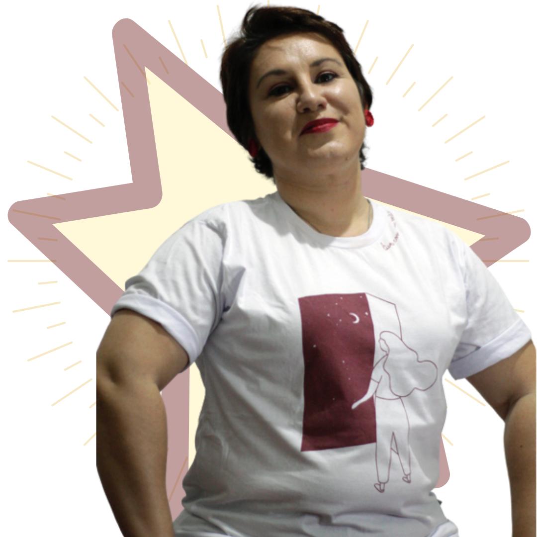 Camiseta Adulto Livre Como Uma Mãe