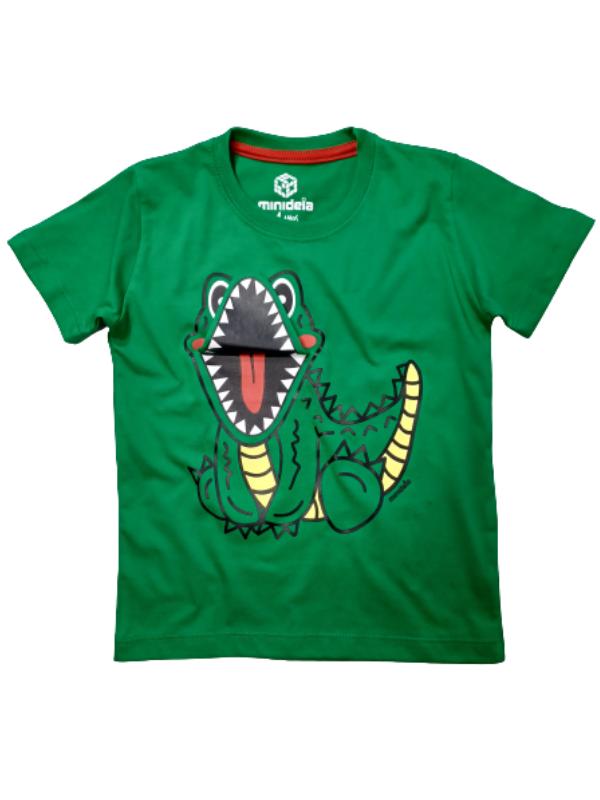Camiseta Boca Jacaré