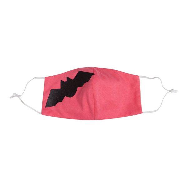 Máscara Antiviral Morcego Pink