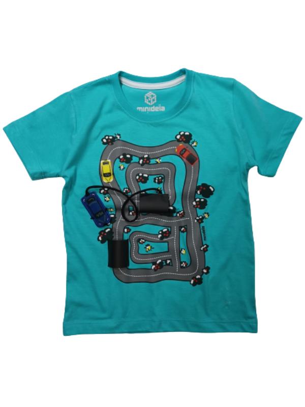 Camiseta Carros Divertidos